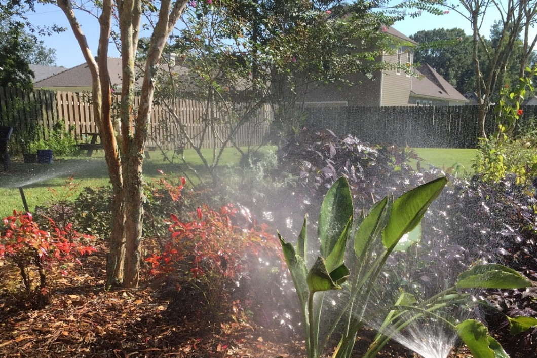 3 benefits of our irrigation systems
